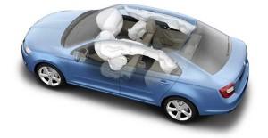 Активные и пассивные системы, обеспечивающие безопасность в автомобиле