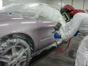 Перекрасил автомобиль - узнай как оформить в ГИБДД