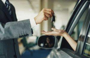 Приобретение авто без прав