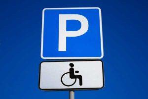 Новые правила парковки для инвалидов