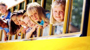 Перевозка детей в автобусах 2016
