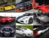 Автомобили, включенные в список налога на роскошь в 2017 году