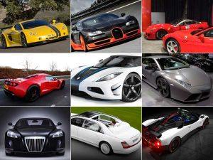 Перечень автомобилей, попадающих под действие налога на роскошь в 2017 году