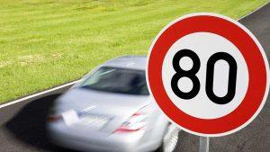 Как происходит лишение прав за превышение скорости