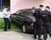 Снятие с автомобиля наложенного судебным приставом ареста