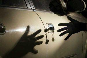 Снятие с учета угнанного авто