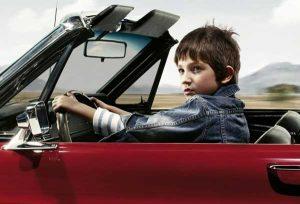 Стоит ли оформлять машину на ребенка