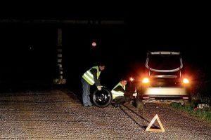 Наказание за отсутствие жилета в автомобиле